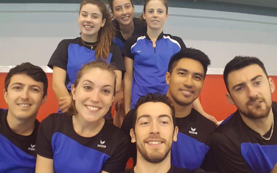 Interclub Pré-nationale J5