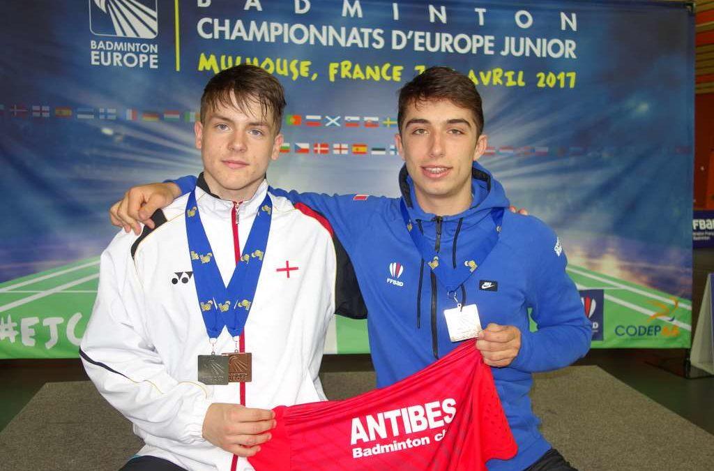 Championnat d'Europe Junior