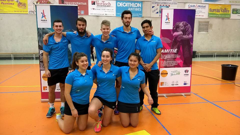Nationale 3 : Interclub J5 – Dernière phase Aller