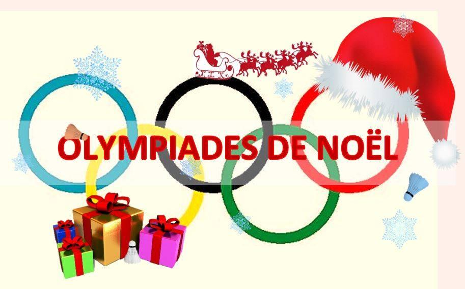 Olympiades de Noël !