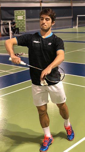 Léo Rossi au Slovak Open