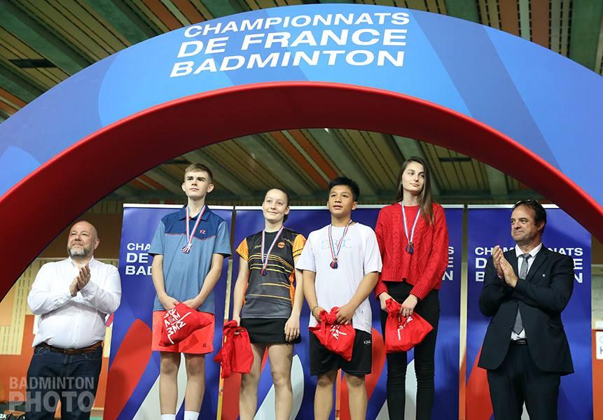 Championnats de France jeunes de Badminton 2018 – Mulhouse